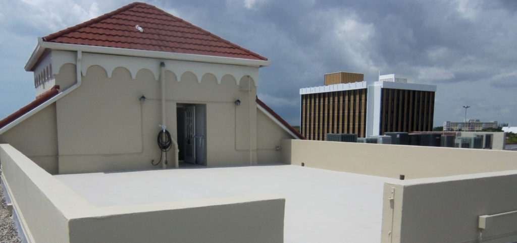 Miami Rooftop Roofing Restoration 45