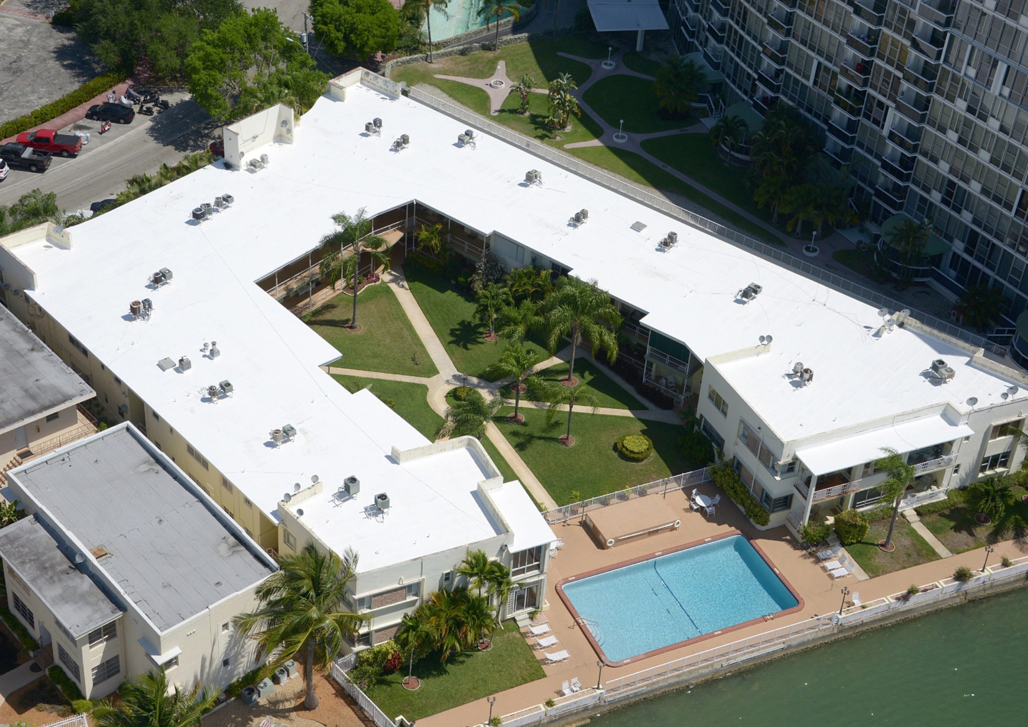 Miami Roof Coating 2