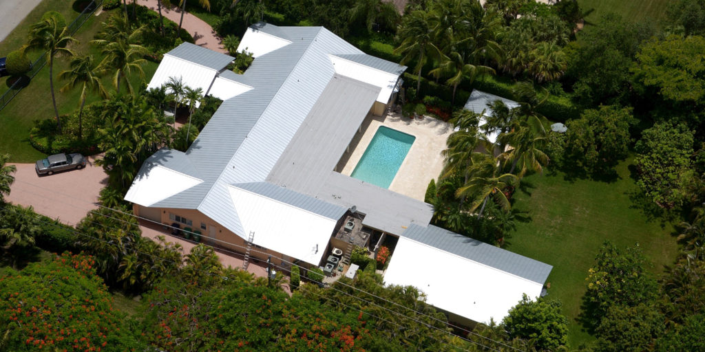 Custom Pinecrest Metal Roof Project 40
