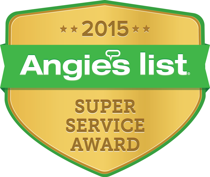 Florida Quality Roofing receives the 2015 Angie's List Super Service Award for Exemplary Customer Service 77