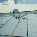 Siliconce_Roof_Coating_0002_2. Removing and repairing wet areas (3)