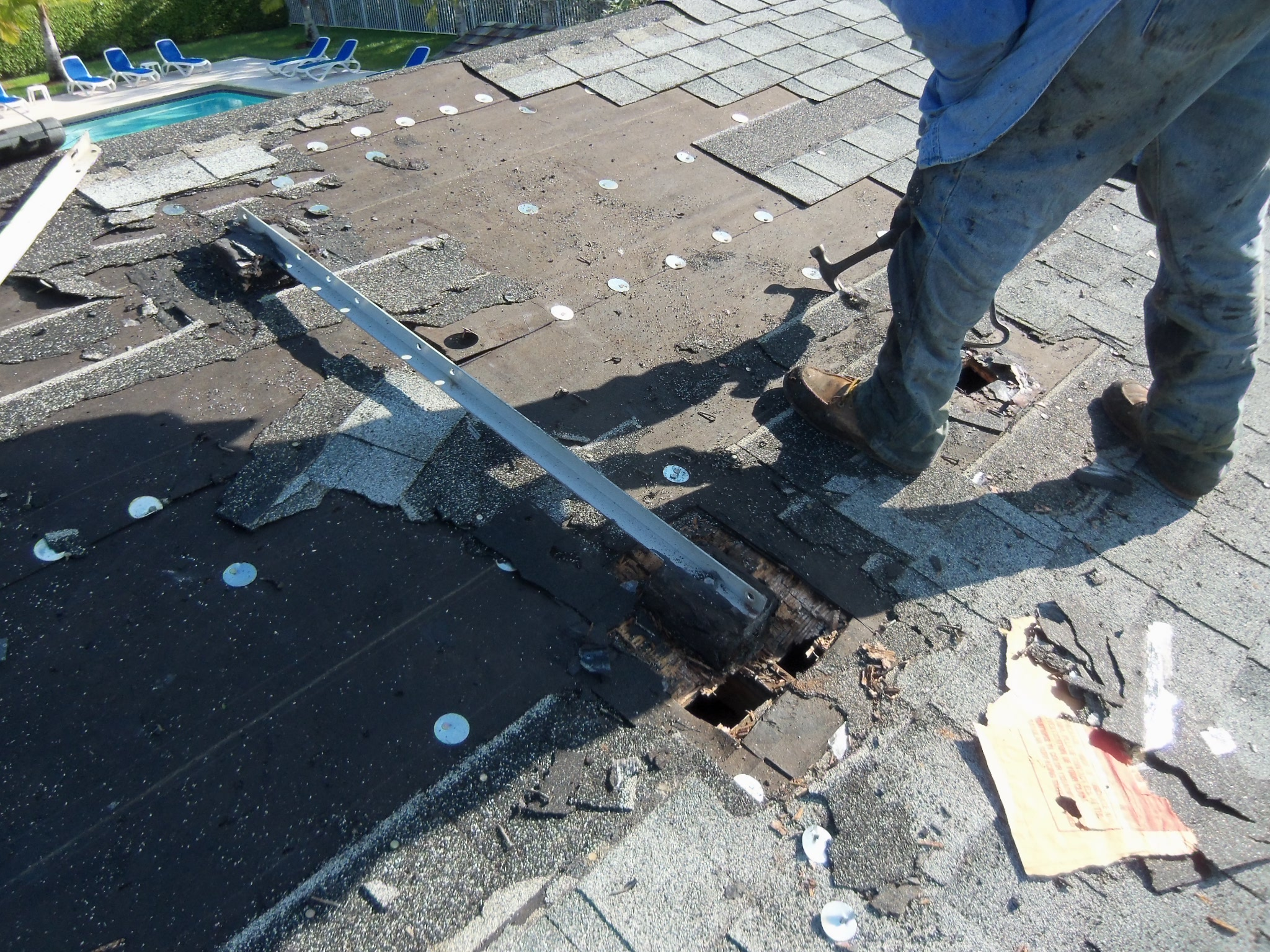 Residential Roof Repair Fort Lauderdale 1