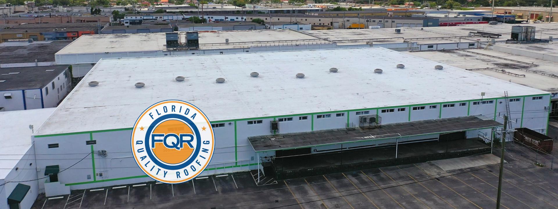 Warehouse Single-Ply TPO Roof 2