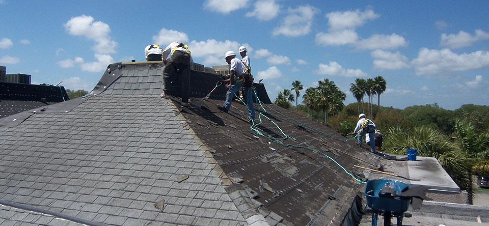 South Florida Condominium Roofing 1