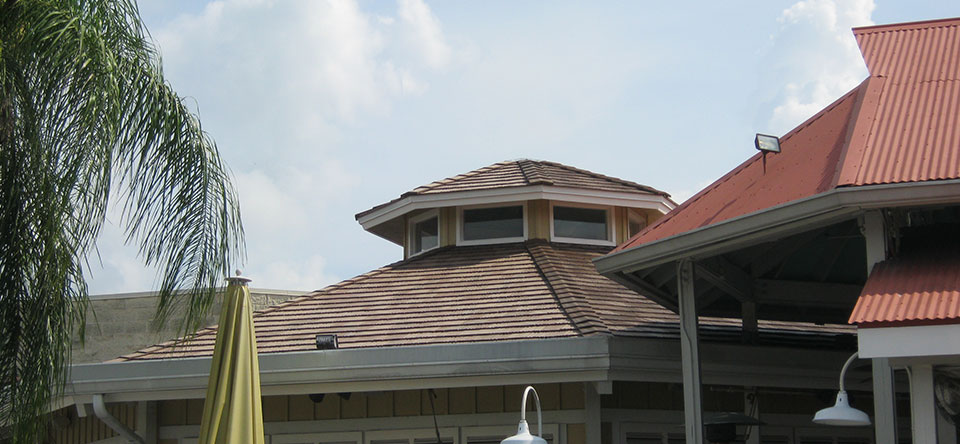 Restaurant Re-Roof Vineland 21
